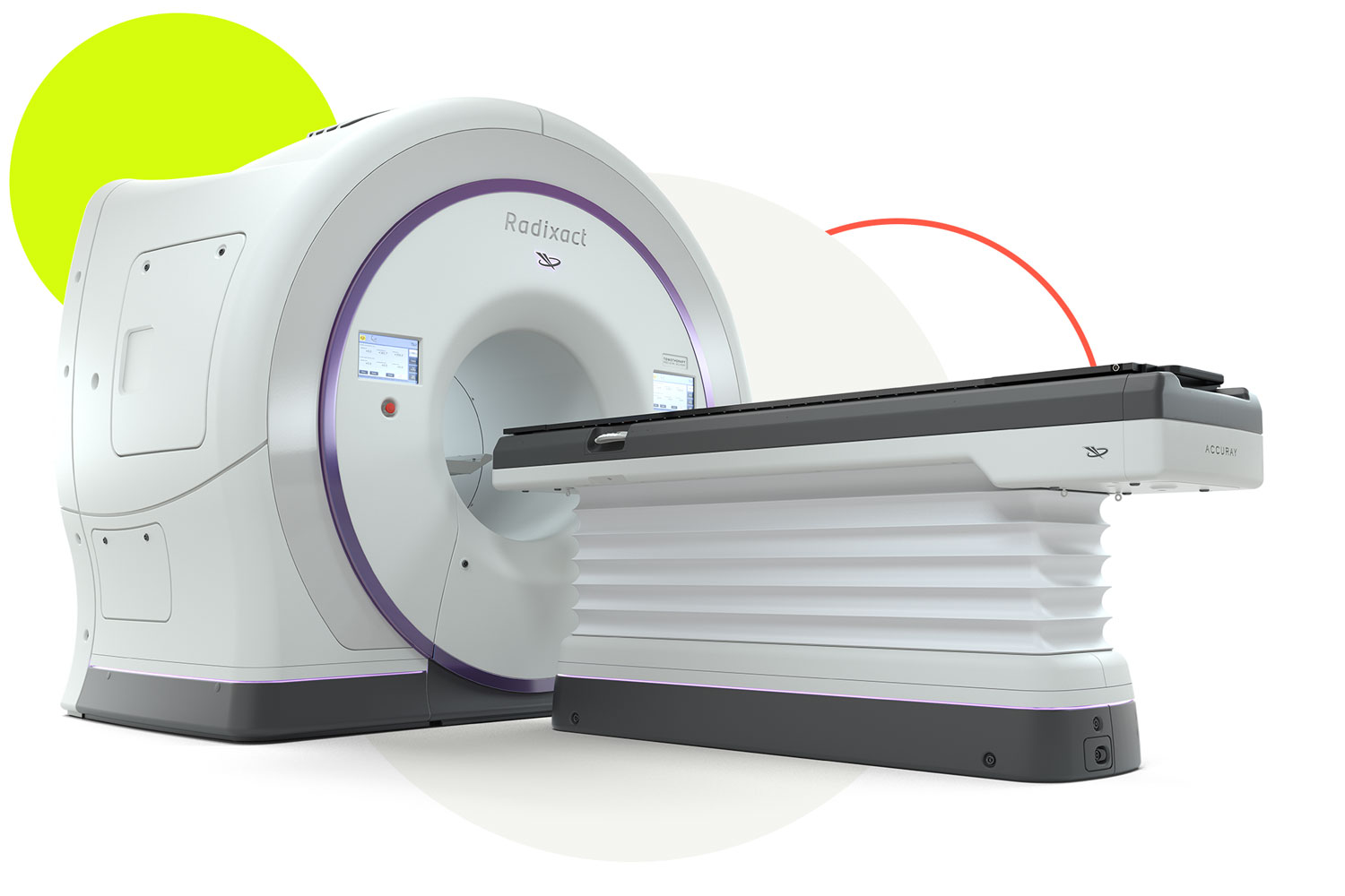 Radixact radiation therapy system
